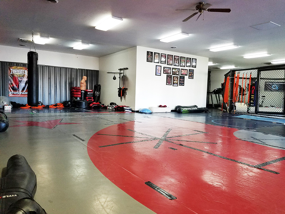 OneHit MMA main gym