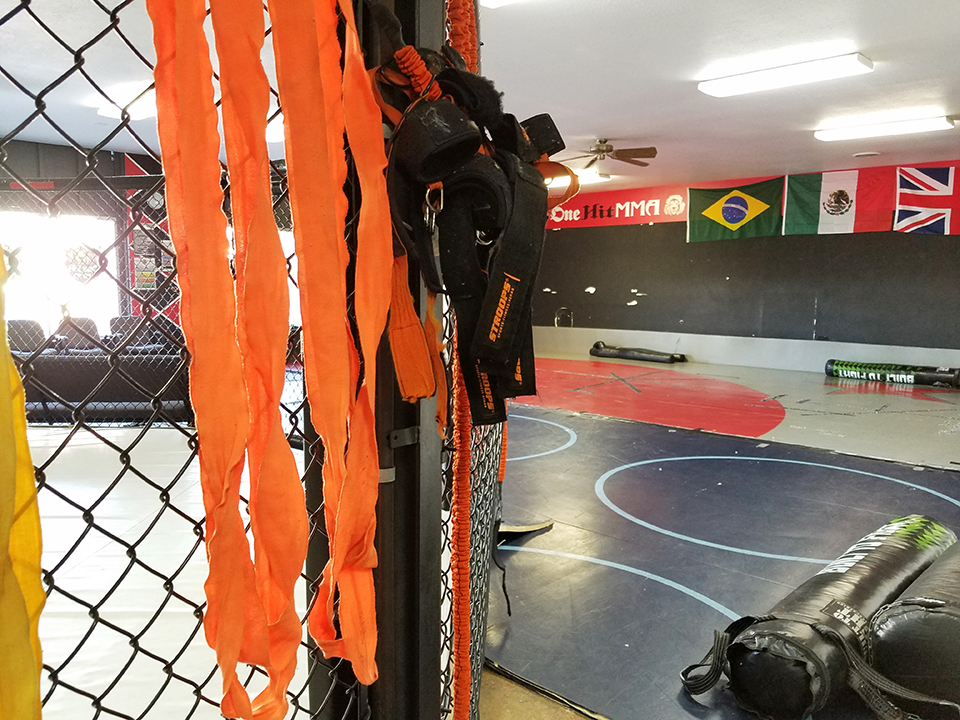 OneHit MMA premiere training gym
