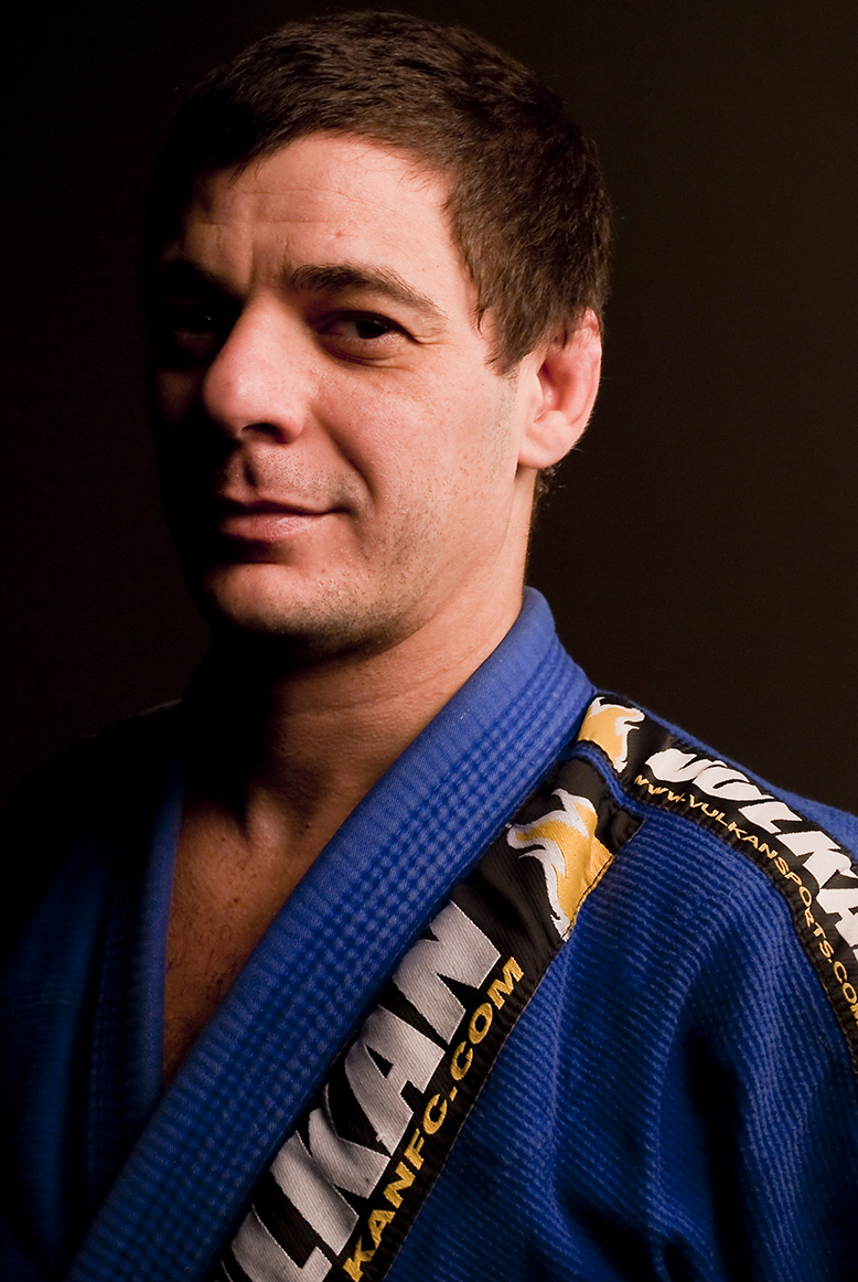 Gustavo Rodrigues, Brazilian Jiu-Jitsu Instructor