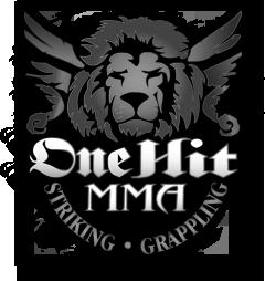 One Hit MMA logo