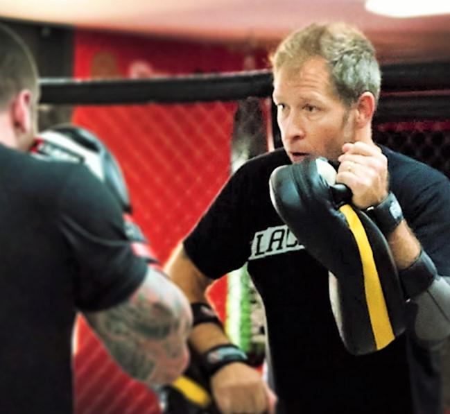 Aldo Oreggia, Kickboxing / MMA Coach & Gym Manager